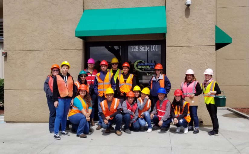 Monterey County Food Bank and Salinas Valley Recycles
