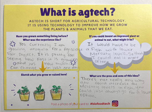 What is Agtech?