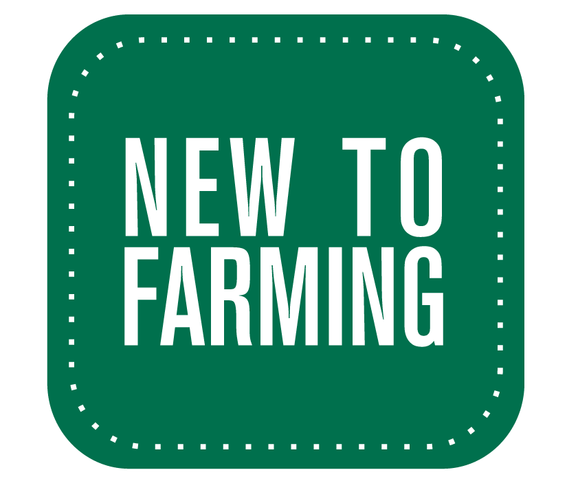 New to farming?