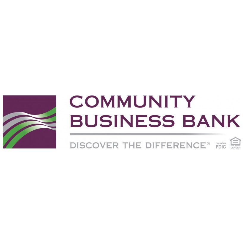 Community Business Bank logo