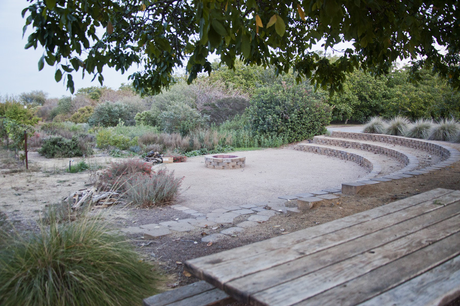 Land-Based Learning Amphitheater