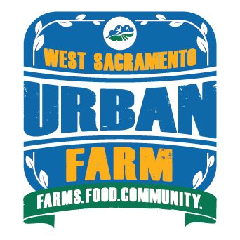 West Sacramento Urban Farm Logo