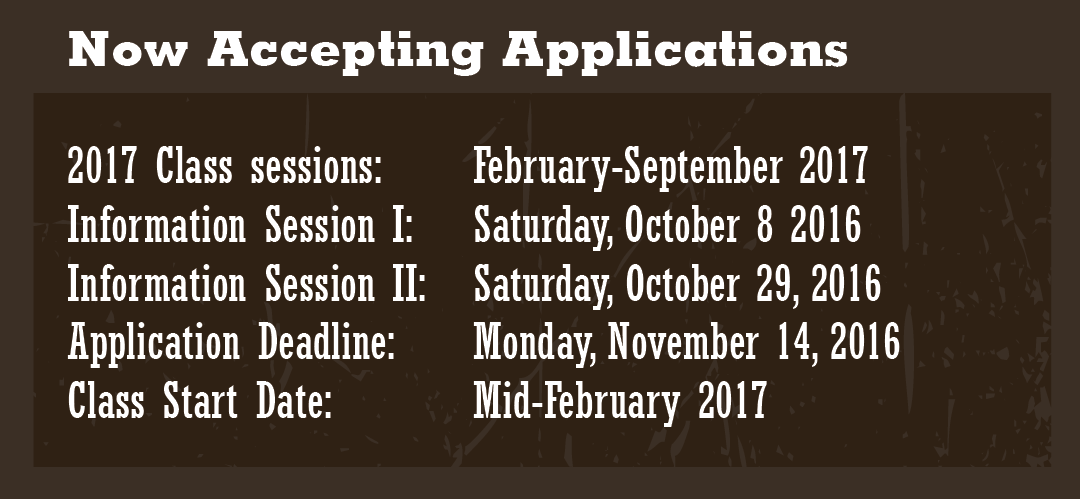 Farm Academy Dates and Deadlines