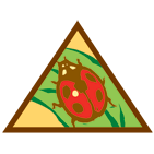 Brownie Bug badge