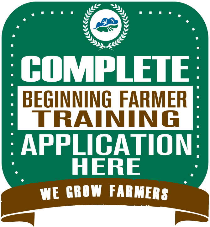Complete the online California Farm Academy application