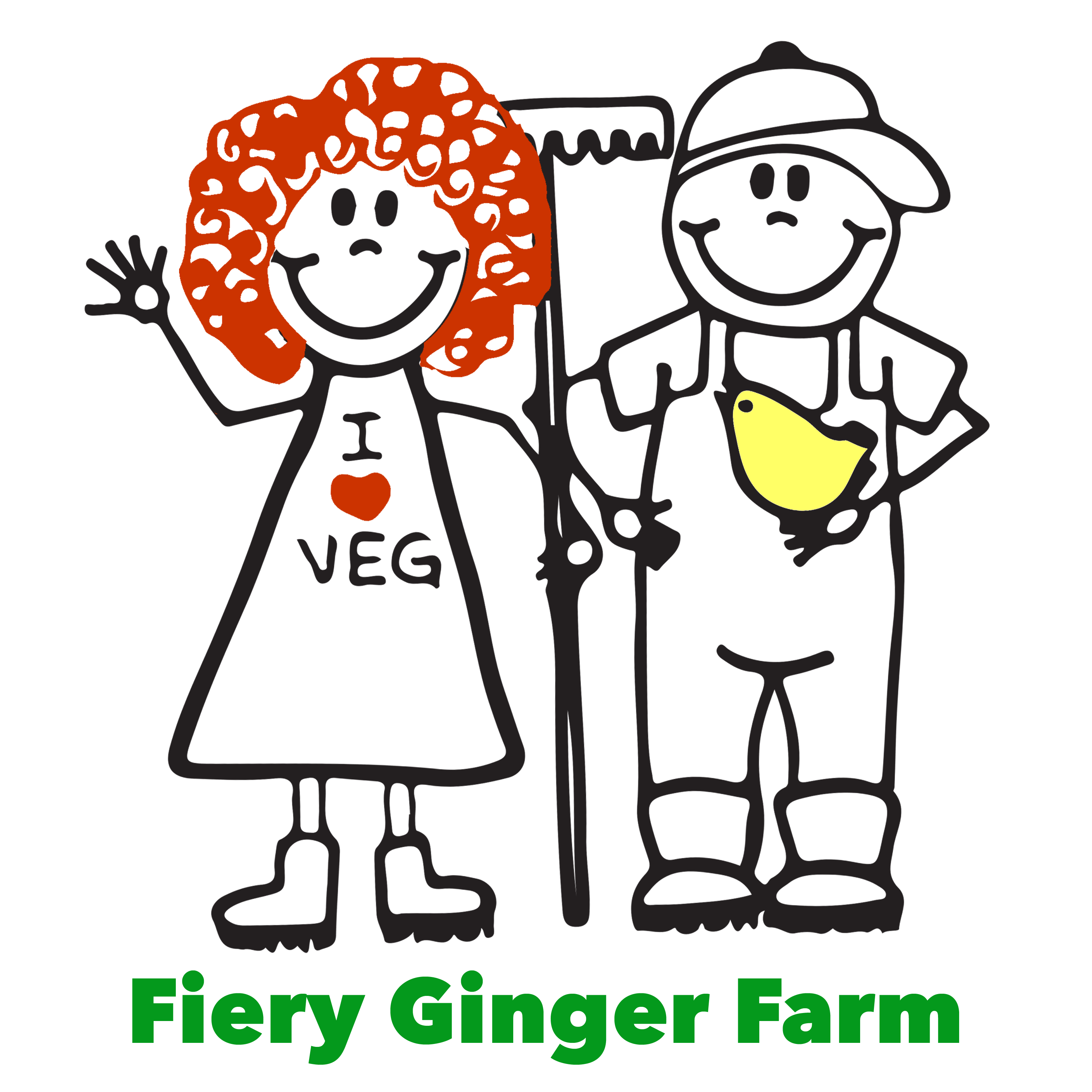 Fiery Ginger Farm