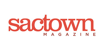 Sactown Magazine logo
