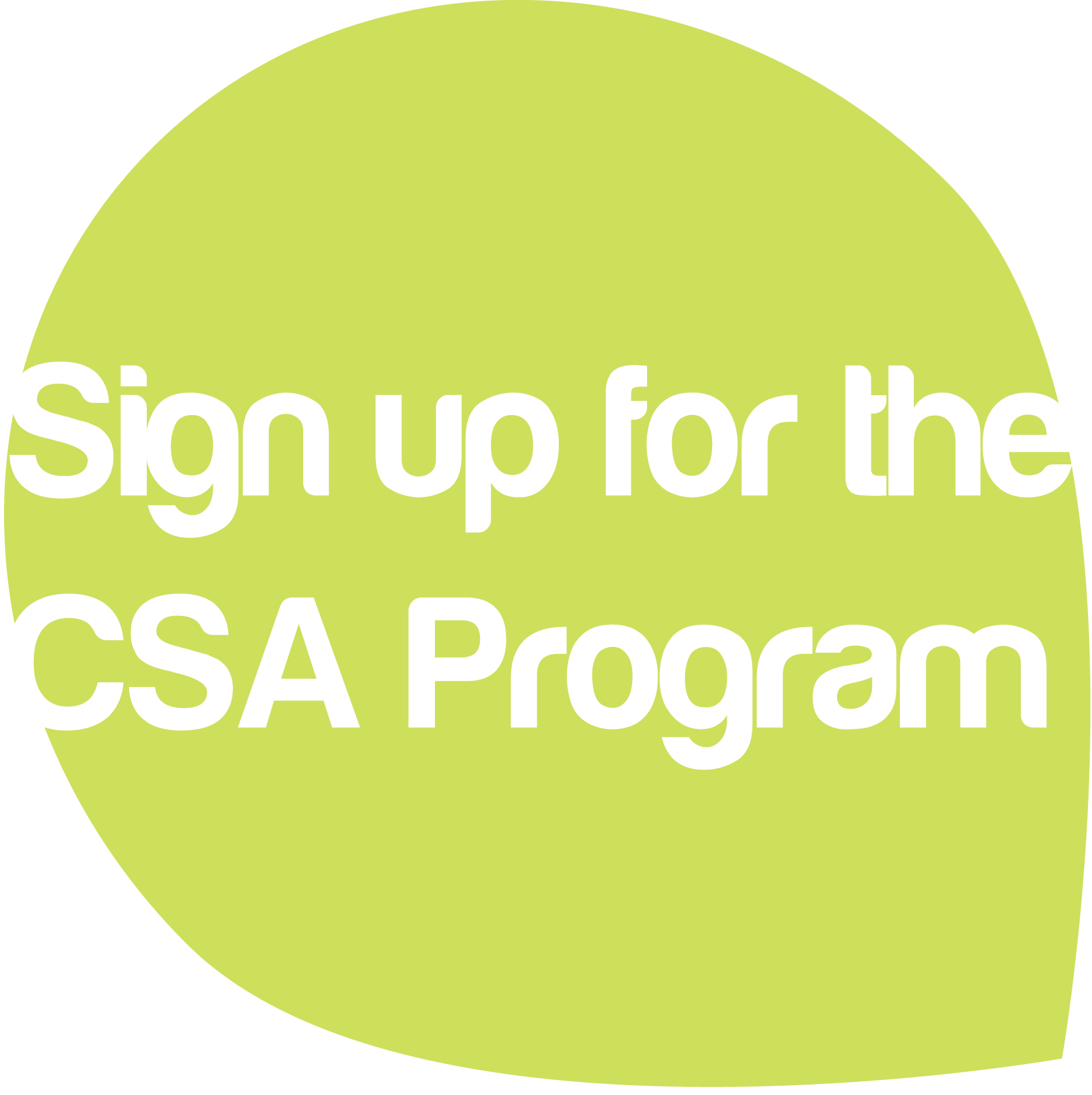 Sign up for the CSA box program