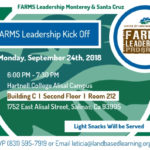 FARMS Leadership Kick Off Invitation