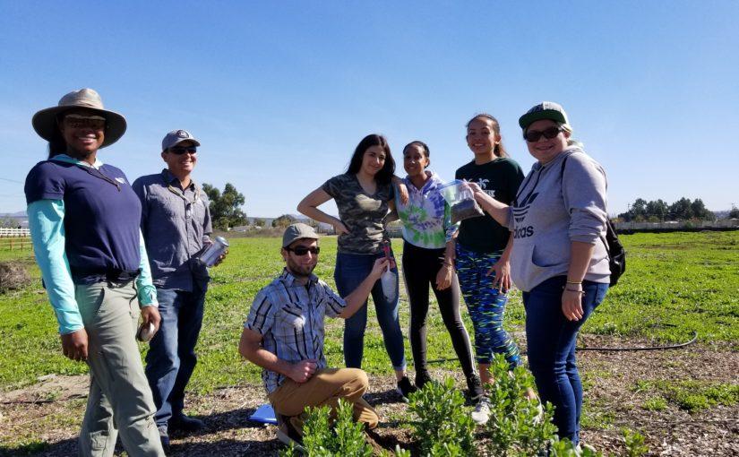 Mar Vista High participates in San Diego County's First SLEWS program!