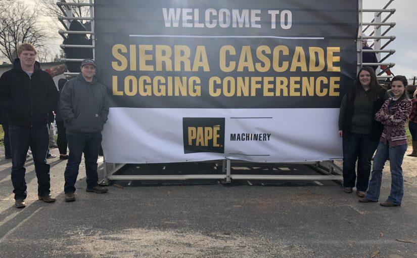 Sierra Cascade Logging Expo