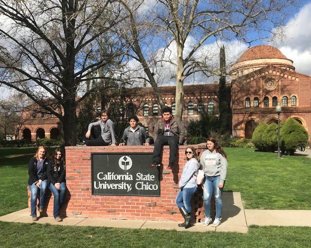 Field Day at CSU Chico