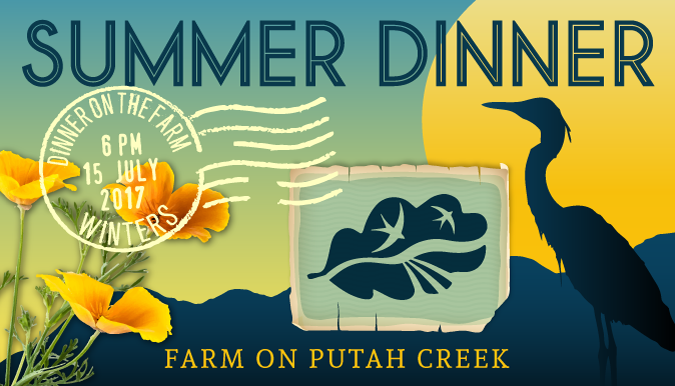 Save the Date! Summer Dinner on the Farm is July 15th
